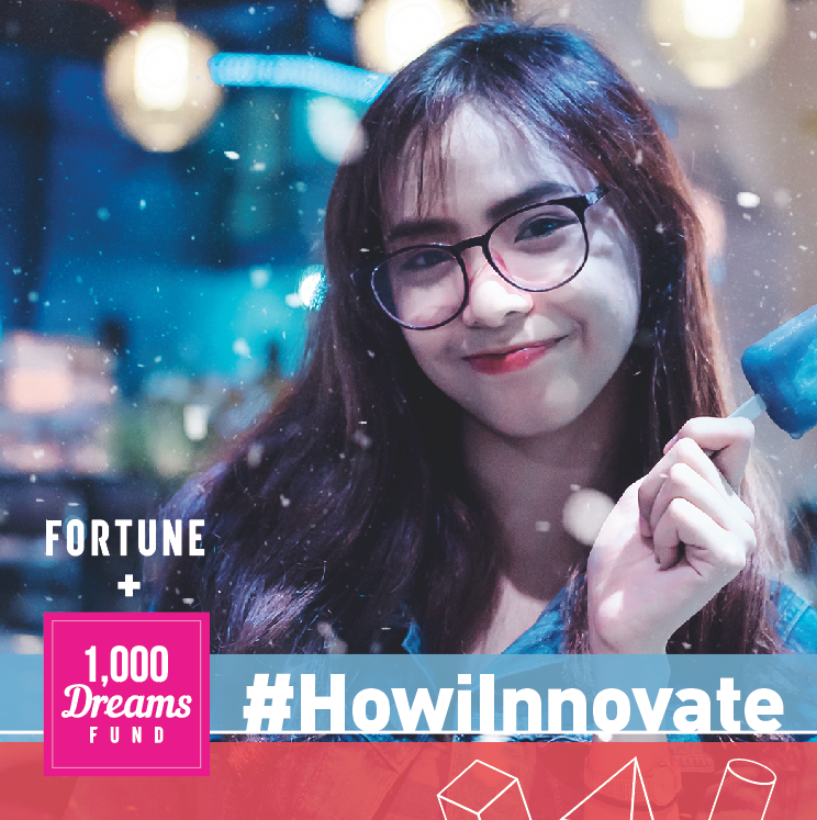 Enter #HowiInnovate to win tickets to a major music fest!