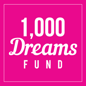 1,000 Dreams Fund logo