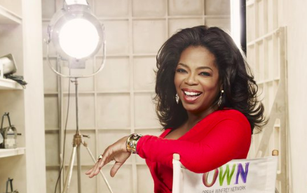 the oprah winfrey foundation grant application